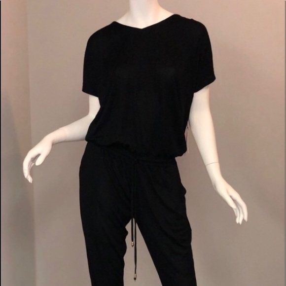 Jofit Pants - Black Jump suit Romper
